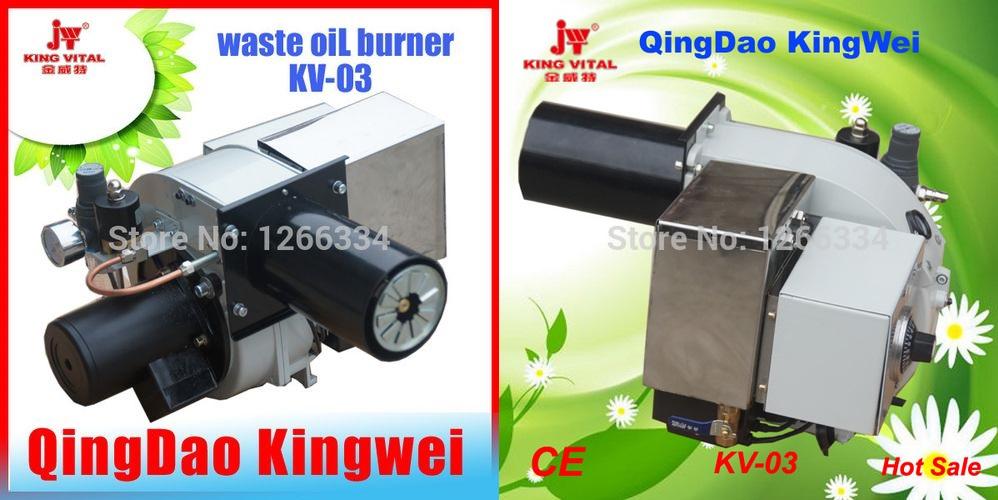 Китайские горелки на отработанном масле